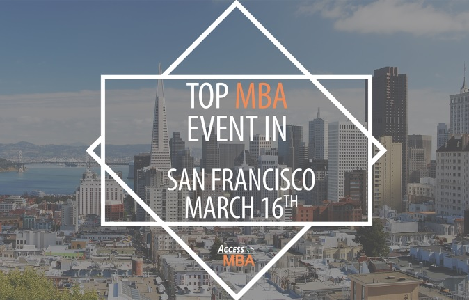Access MBA top MBA event in San Francisco