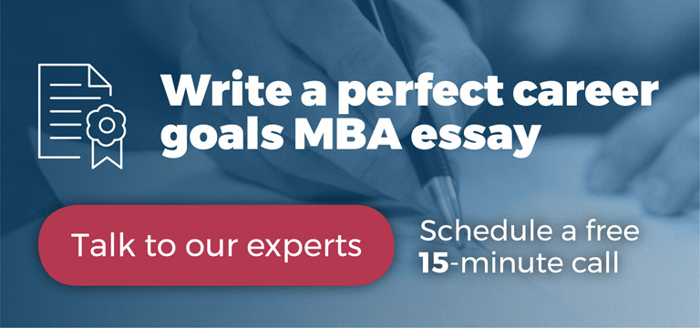 Mba Career Goals Essay Examples Top Ranked Mba Essay Samples