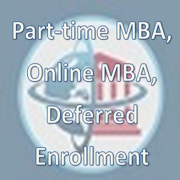 Part-time & Online MBA