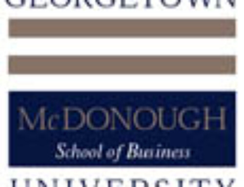 Inside The MBA – Georgetown McDonough