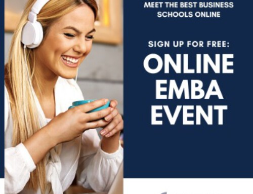 Online EMBA Event – North America, March 31