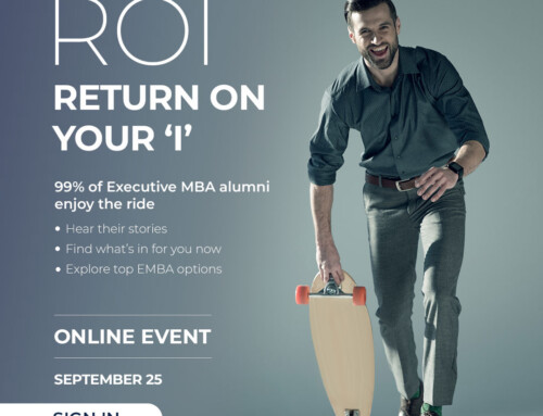 Executive MBA Online Event